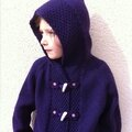 72 - duffle coat enfant