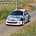 2011 : Rallye du Val d'Orain ES 5
