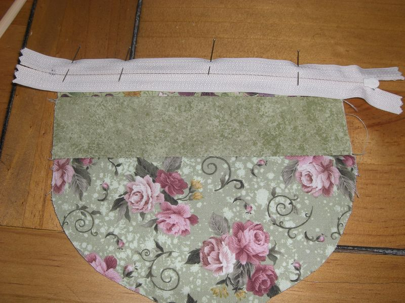 Tuto pochette sachets de th de 15 5 cm de large en tissu et sous tasse de couturi re - Tuto couture pochette fermeture eclair ...