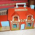 Maison fisher price