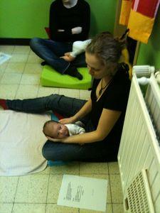 massage bébés 014