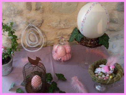 ronde des oeufs de Pâques 7