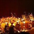 L'orchestre de la symphonie