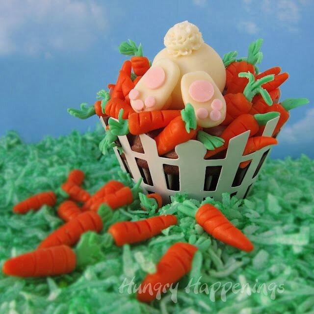 cupcakes pâque