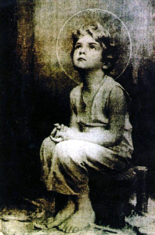 Le Saint Enfant Jésus et Description de Jésus  39386274