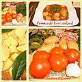 Pommes de terre au lard ... cuisine d'autrefois ...