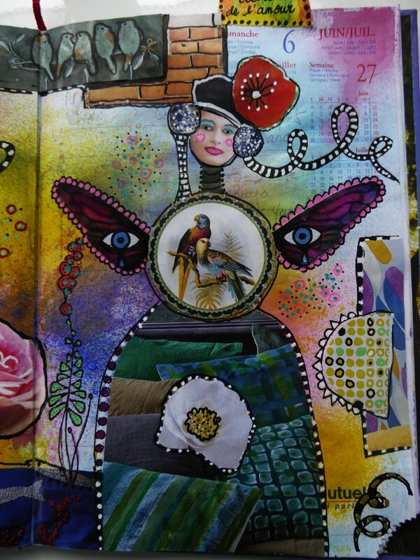 art journal love to love 4