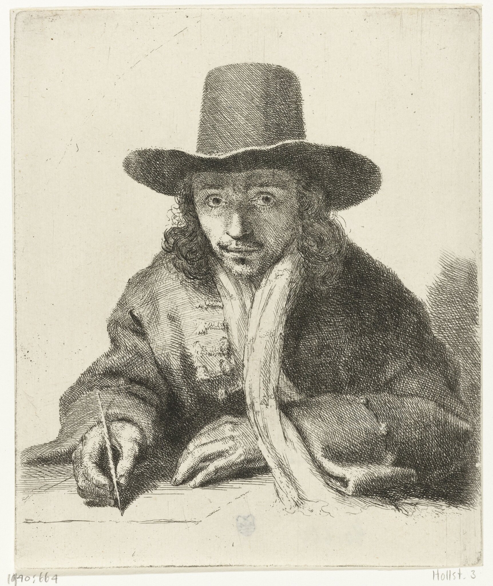 Selfies on paper: Self-portraits from Rembrandt to Willink on view at the Rijksmuseum