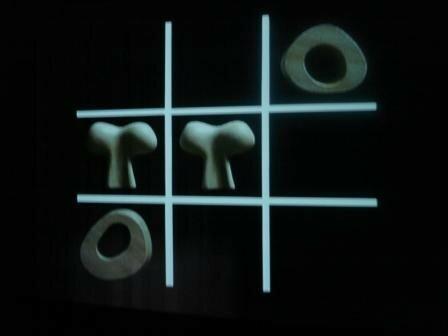 Milan avril 2007 Fondation Prada - Installations cinéma de Tobias Rehberger reconstitution du processus créatif d'un film (3)