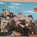 Lourdes - chateau fort
