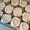 Gâteaux au beurre de cacahuète made in us