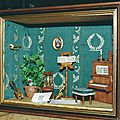 Mes vitrines miniatures