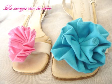 clip_chaussure_rose___turquoise