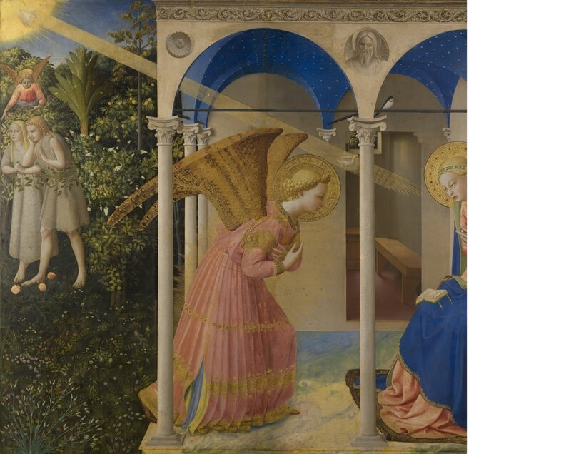 La_Anunciación,_by_Fra_Angelico,_from_Prado_in_Google_Earth_-_main_panel