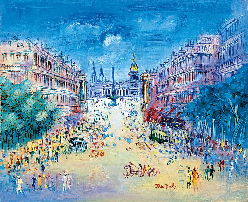 1950 - Rue Royale
