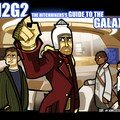 Zaphod beebelbrox H2G2 hitchhiker's guide movie