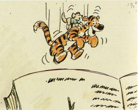 Les Aventures de Winnie l'Ourson - Storyboards 24