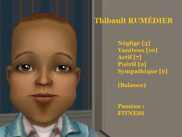 Thibault RUMEDIER
