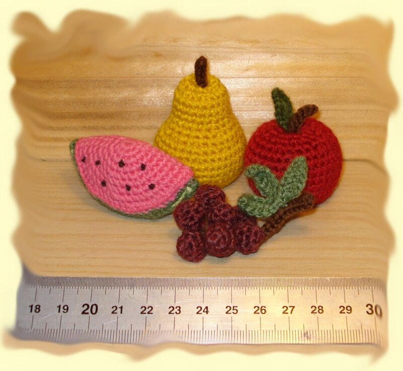 mini fruits