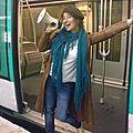 Delphine du Soleil & du Champagne dans le sourire