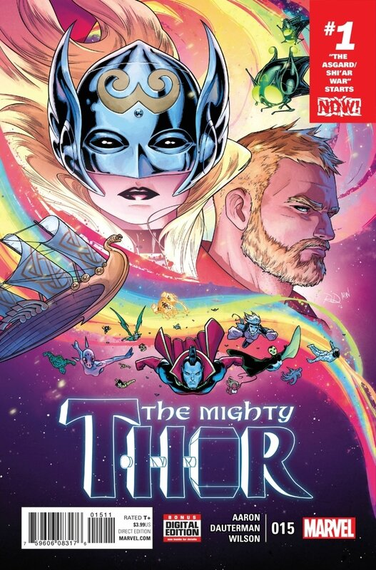 the mighty thor 15