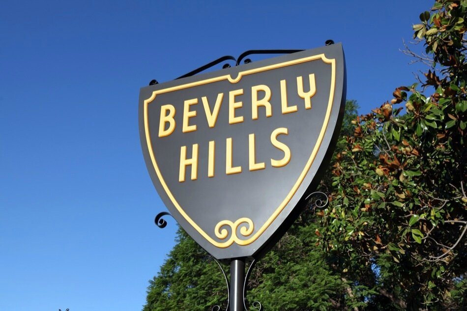 LOS ANGELES BEVERLY HILLS