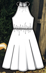 Wil Lily and Lace - Athena Dress