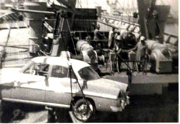Oran- 099- travail sur les quais