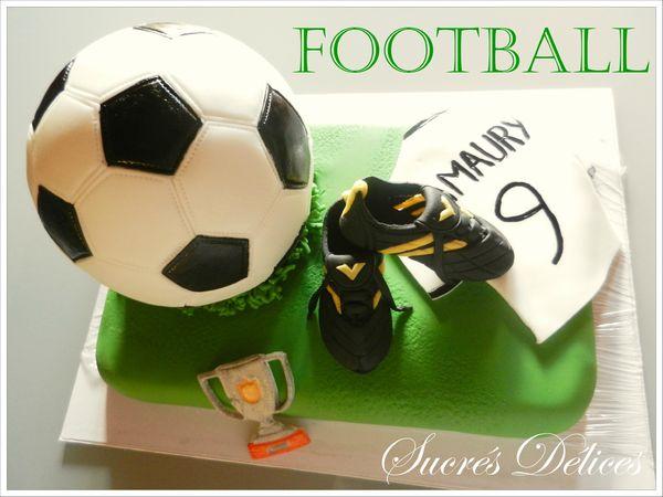 gâteau foot 1