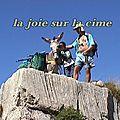 Handicapevasion dans la traversée du roc d'arguille 1768m – chartreuse