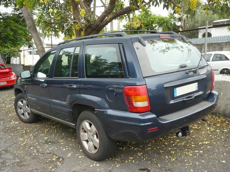 JEEP Grand Cherokee WJ Limited Turbo Saint Pierre (2)