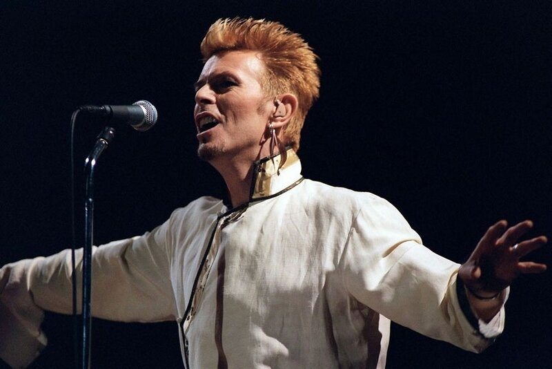 David Bowie, Paris, Parc des Princes, 14