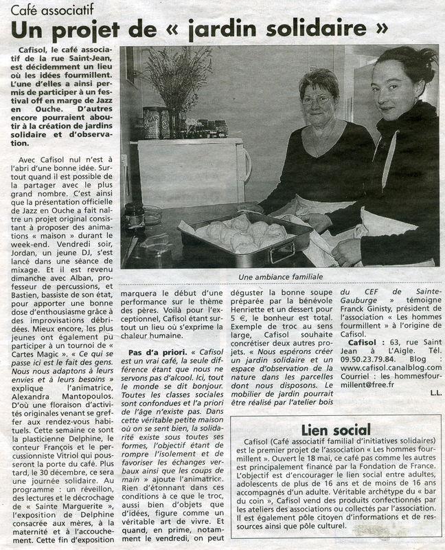 Réveil Normand du 021209