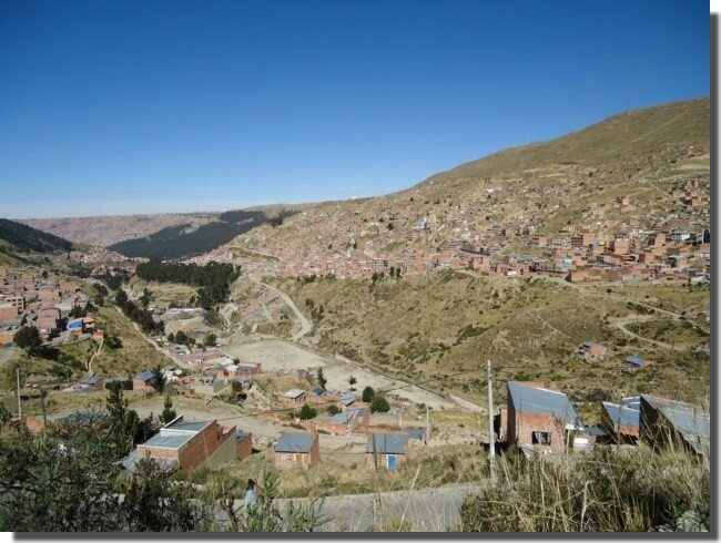 Balade au Huayna Potosi