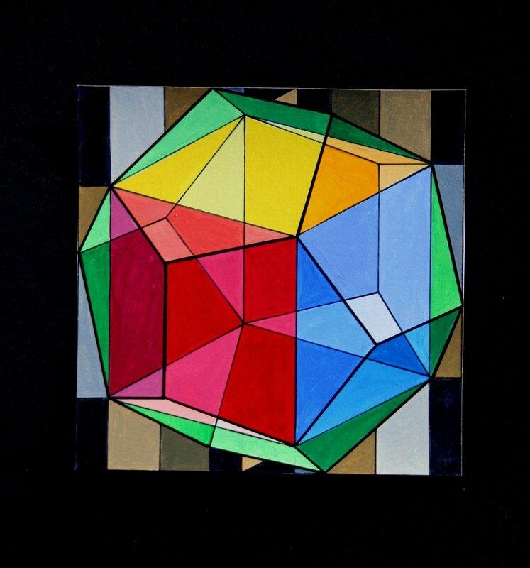 carré intime 77 vers le dodécaèdre