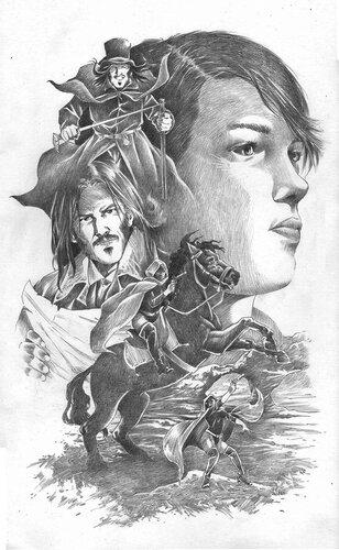 Arcana Ulule Poster