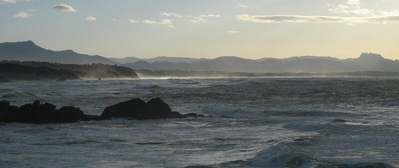 Pays Basque, la côte (64)