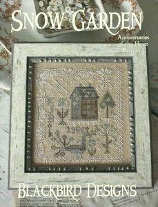 Blackbird Designs - Snow Garden 1