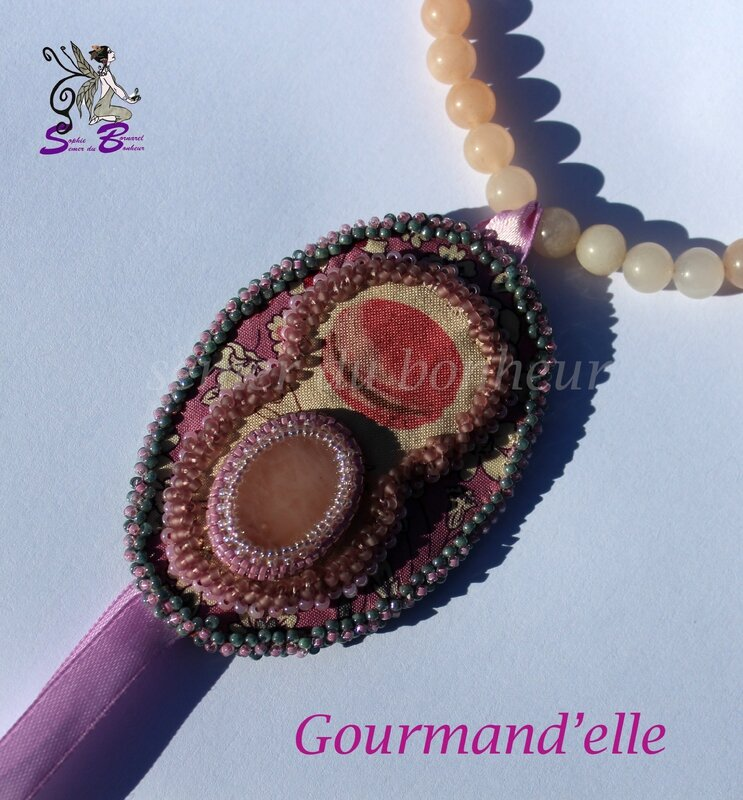 Collier gourmand'elle 1