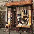 Opération immobilière et disparition d'une librairie à paris