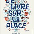Livre sur la place 2012