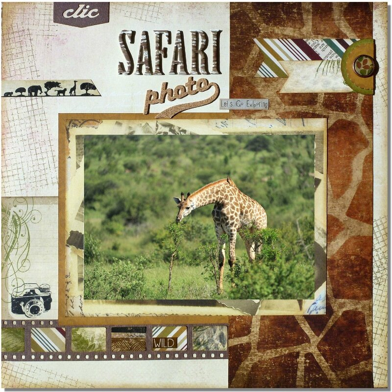 Safari-photo