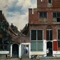 The address of johannes vermeer's the little street discovered by rijksmuseum curator