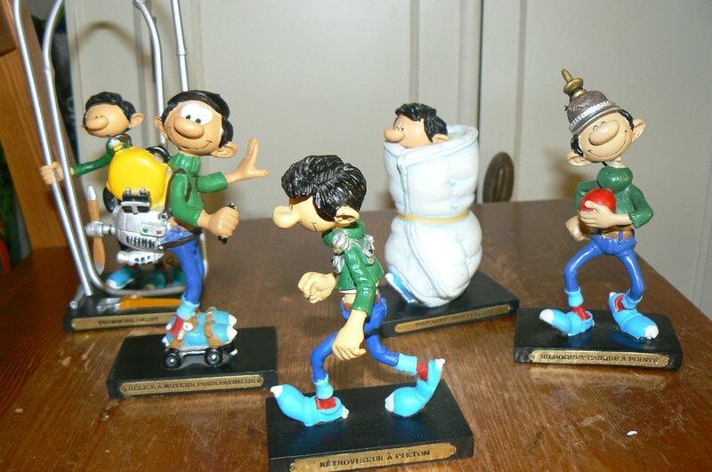 Figurines Lagaffe 8
