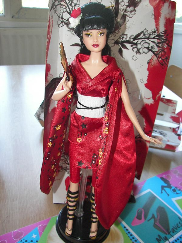 barbie: Ma geisha