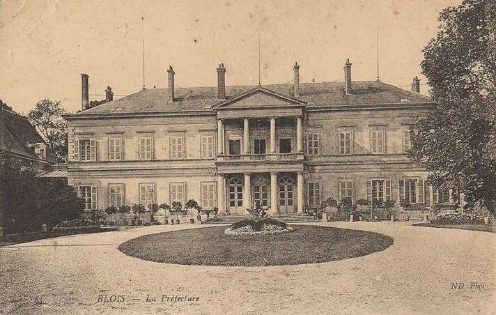 Blois - préfecture