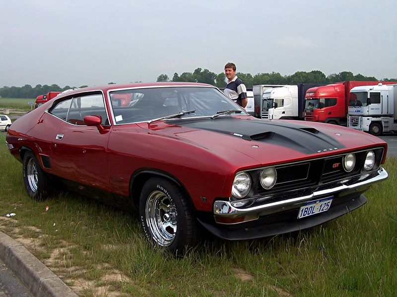 ford falcon xb gt351 interceptor 1973 oldiesfan67 mon blog auto. Black Bedroom Furniture Sets. Home Design Ideas