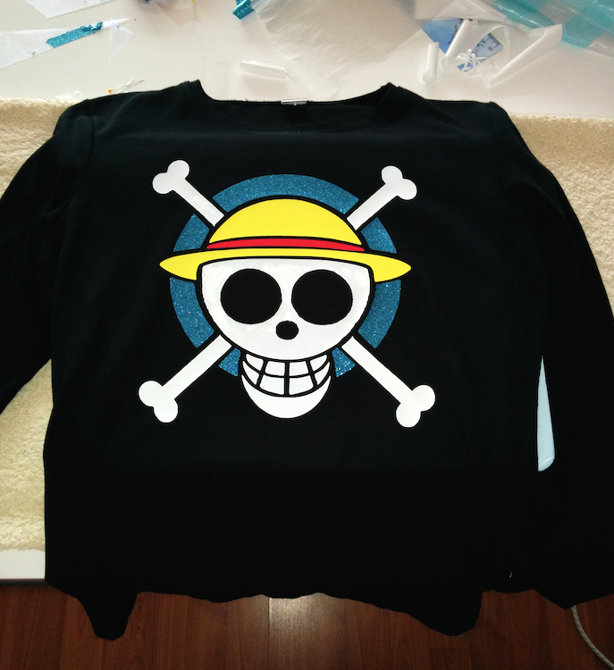 vecto One Piece Justin - copie