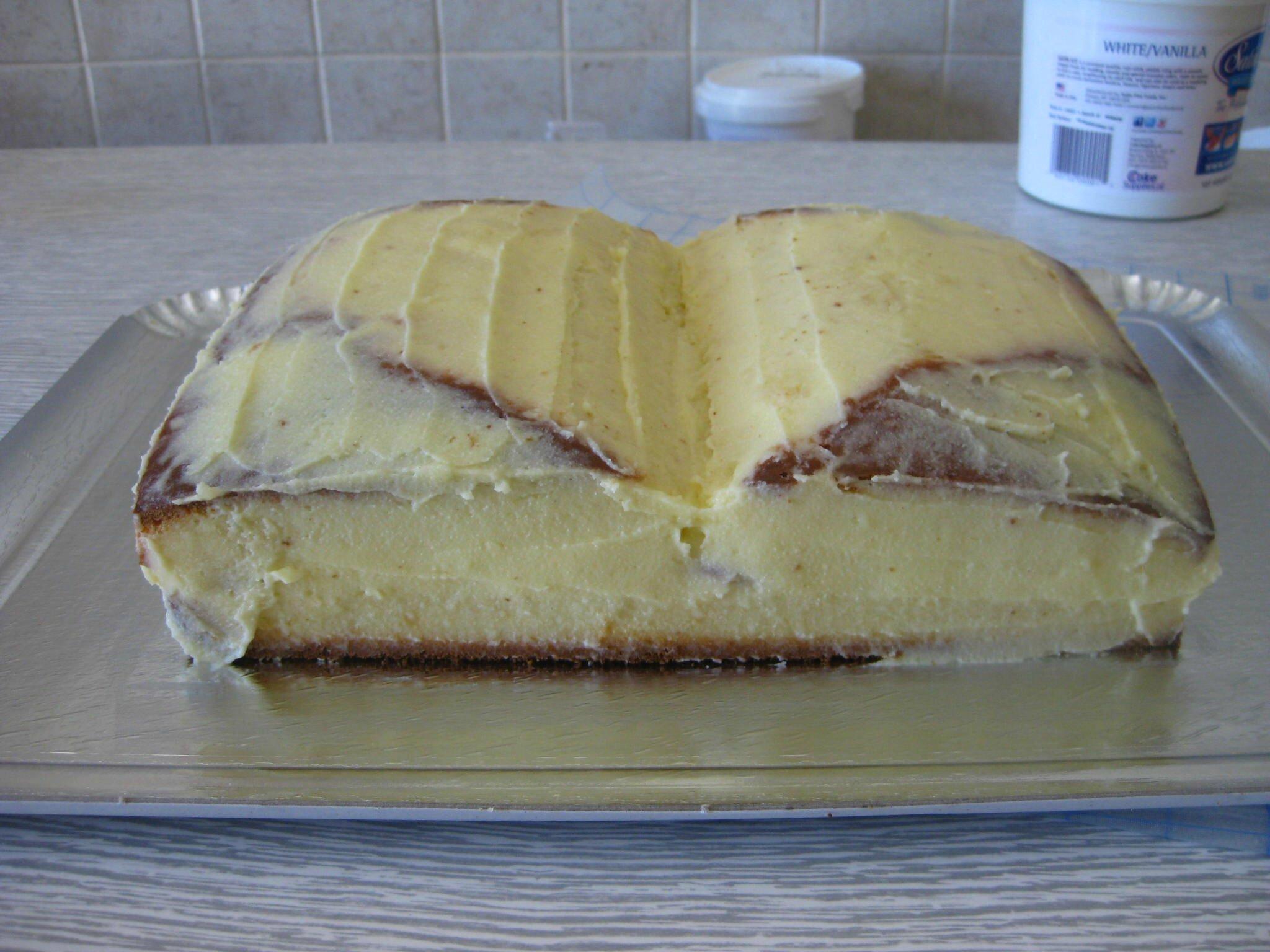Gâteau Bible de Baptême - Bible cake - Les Hobbies dAurélie
