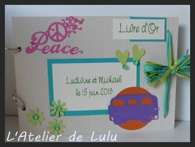 livre d'or peace and love